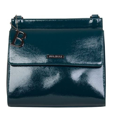 BULAGGI  Emerald Green Cross Body Handbag